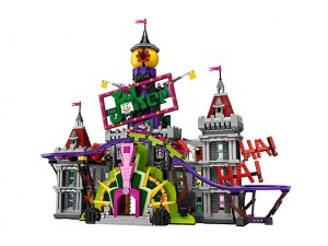 obrázek Lego The Batman Movie 70922 Jokerovo sídlo