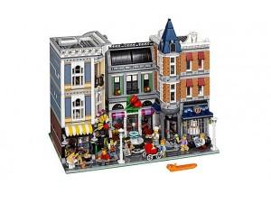 obrázek Lego 10255 Assembly Square