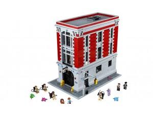 obrázek Lego 75827 Ghostbusters Hasičská základna