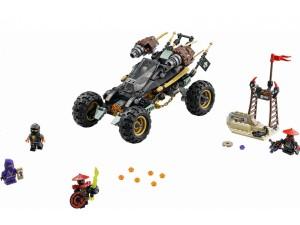 obrázek Lego 70589 Ninjago Rock Roader