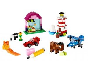 obrázek LEGO 10692 Tvořivé kostky box