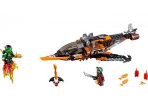 obrázek Lego 70601 Ninjago Žraločí letoun
