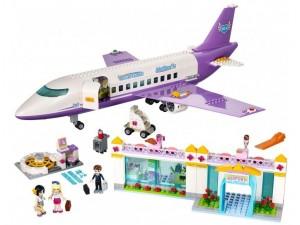 obrázek  Lego 41109 Friends Letiště Heartlake City