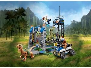obrázek Lego 75920 Jurassic World Útěk Raptora