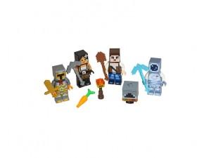 obrázek LEGO 853610 MINECRAFT Skin Pack Furnace