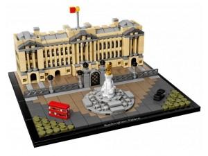 obrázek Lego 21029 Architecture Buckingham Palace