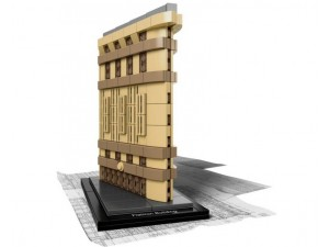 obrázek Lego Architecture 21023 Budova Flatiron