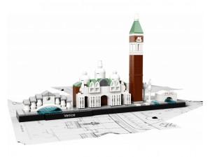 obrázek Lego 21026 Architecture Benátky