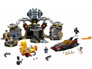 obrázek LEGO Batman Movie 70909 Vloupání do Batcave