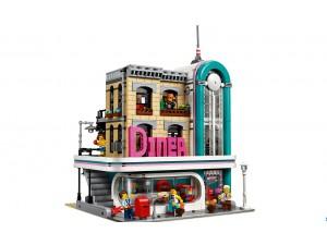 obrázek Lego 10260 Creator Downtown Diner