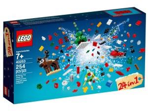 obrázek LEGO 40253 Holiday Countdown Calendar