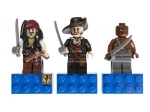 obrázek Lego 853191 Jack Sparrow  Piráti z Karibiku - Magnetické figurky