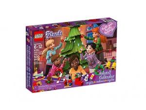 obrázek LEGO 41353 Friends Adventní kalendář 2018