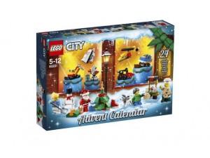 obrázek Lego 60201 City adventní kalendář 2018