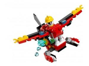 obrázek Lego 41564 Mixels Aquad