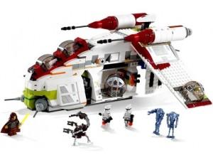 obrázek Lego 7163 Star Wars Bitevní loď republiky