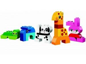 obrázek Lego 10573 Duplo Postav si zvířátka - bazarové zboží