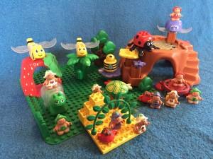 obrázek Lego 9129 Little Forest Friends - bazarový set