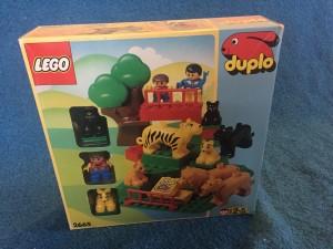 obrázek Lego  Duplo 2665 Divoké kočky