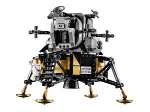 obrázek Lego 10266 Creator Lunární modul NASA Apollo 11