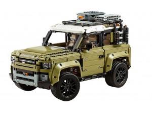 obrázek Lego 42110 Technic Land Rover Defender