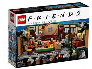 """obrázek LEGO Ideas 21319 """"Friends"""" Přátelé Central Perk"""