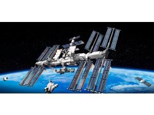 obrázek LEGO 21321 IDEAS Mezinárodní vesmírná stanice