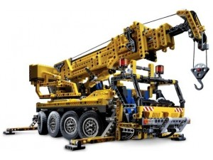 obrázek Lego 8421 Pneumatický jeřáb