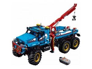 obrázek LEGO 42070 Technic Terénní odtahový vůz 6x6