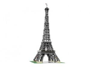 obrázek Lego 10181 Eiffelova věž 1:300