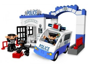 obrázek Lego 5602 Policejní stanice