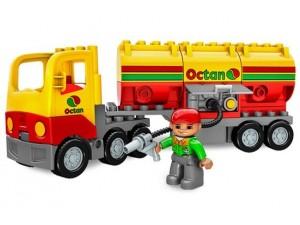 obrázek Lego 5605 Duplo Cisterna