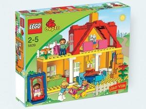 obrázek Lego 5639 Rodinný domek