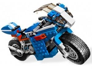 obrázek Lego 6747 Creator Závodní motorka