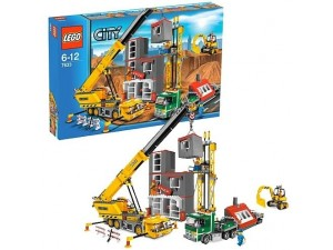 obrázek Lego 7633 City Stavba