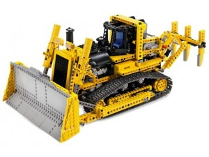 obrázek Lego 8275 Technic Buldozer