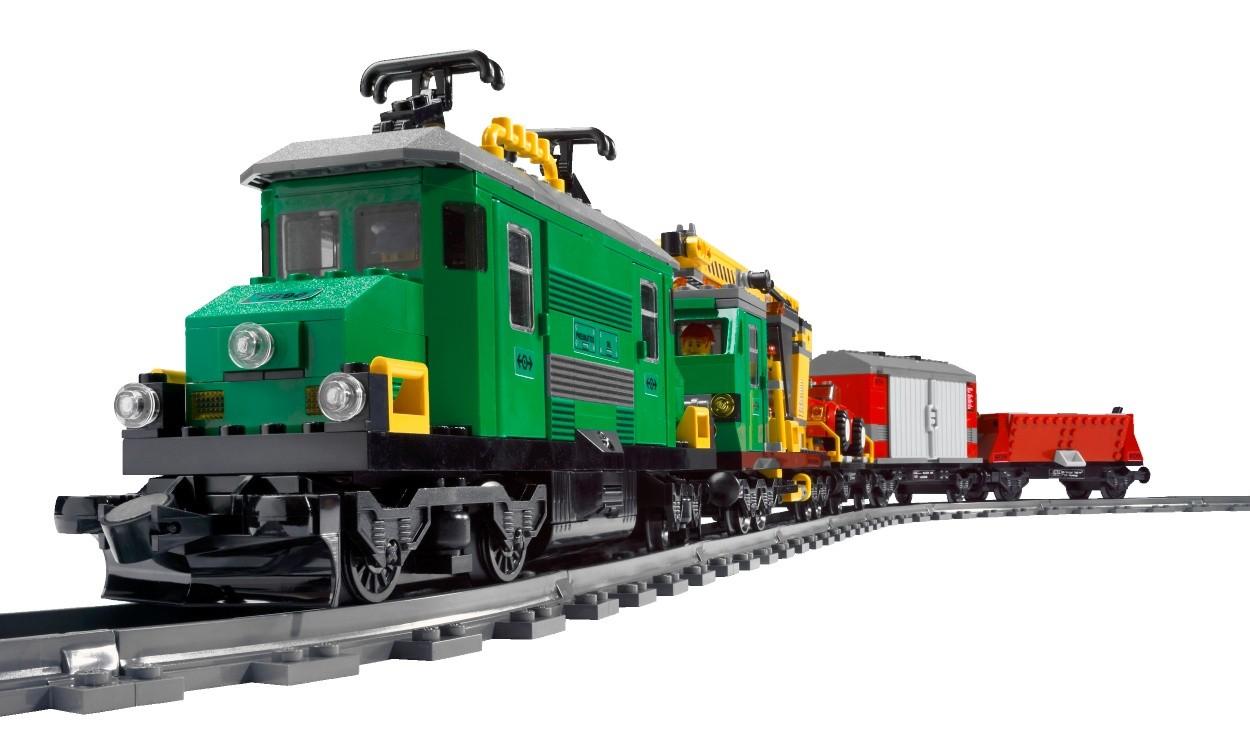 Lego 7898 City Nákladní vlak DeLuxe