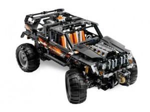 obrázek Lego 8297 Technic Terénní vůz V 29