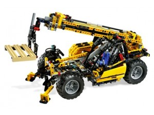 obrázek Lego 8295 Technic Teleskopický stroj