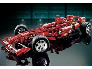 obrázek Lego 8674 Ferrari F1 1:8