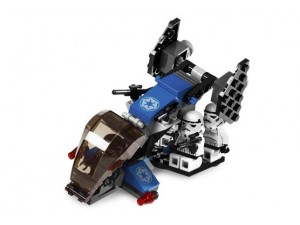 obrázek Lego 7667 Star Wars Vesmírná loď Impéria