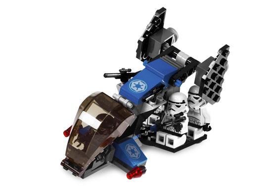 Lego 7667 Star Wars Vesmírná loď Impéria