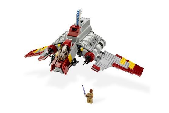 Lego 8019 Star Wars Útočný raketoplán Republiky