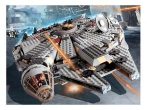 Lego 4504 Star Wars Millennium Falcon