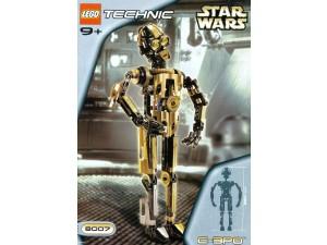 obrázek Lego 8007 Star Wars Technic C-3PO