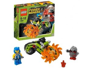 obrázek Lego 8956 Power Miners Drtič kamenů