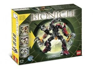 obrázek Lego 10203 Titans Bionicle Voporak
