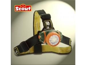 obrázek Scout čelovka 7 LED