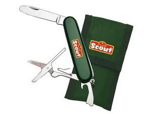 obrázek Scout Kapesní nůž multifunkční 10 cm
