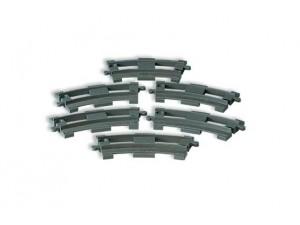 obrázek Lego 2735 Koleje zatáčka